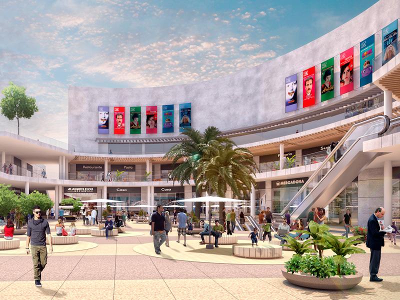 Estepark: nuevo concepto de centro comercial