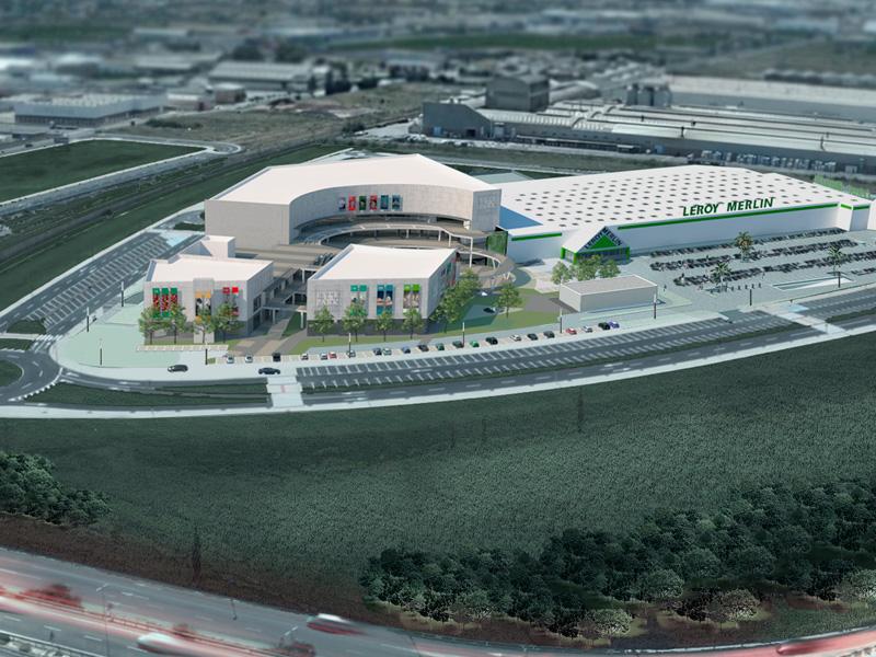 Estepark presenta su proyecto definitivo