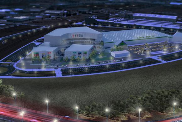 Luz verde al parque comercial Estepark