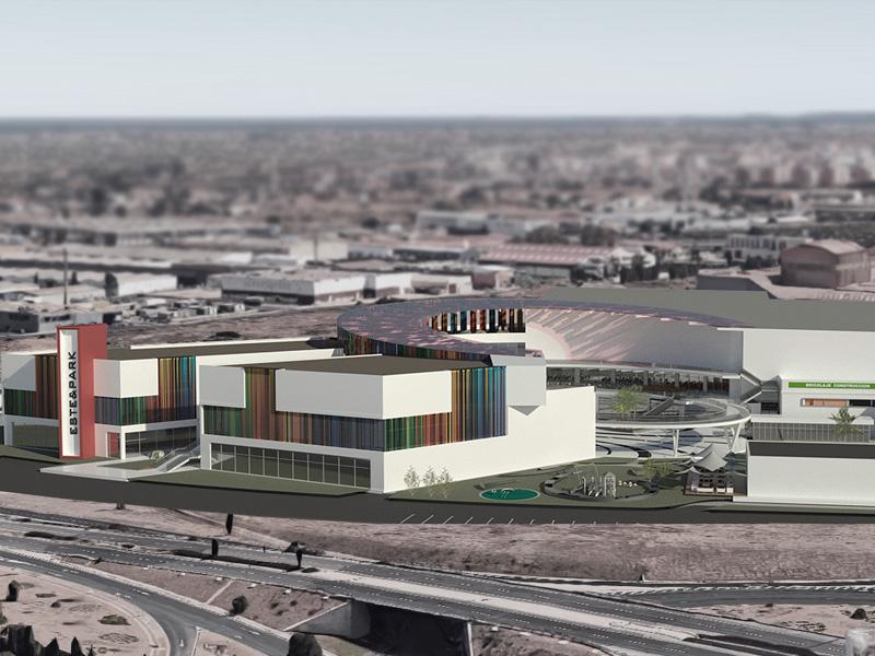 Se van conociendo nuevos detalles sobre el proyecto de Estepark