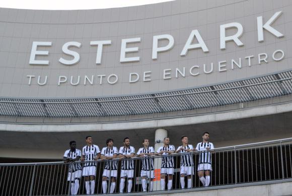 Estepark, patrocinador oficial del C.D. Castellón