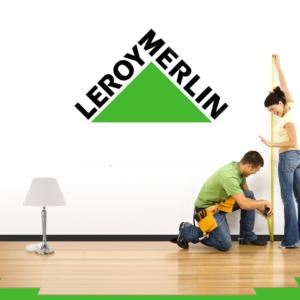 Bajada de precios en productos de Leroy Merlin
