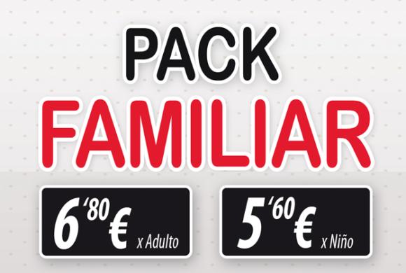 Pack Familiar Ocine Premium Estepark