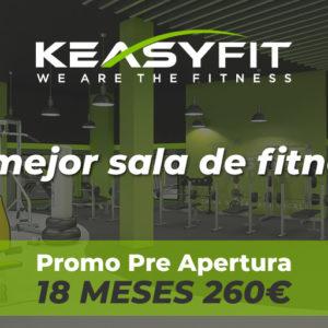 Promo Keasyfit febrero 2020
