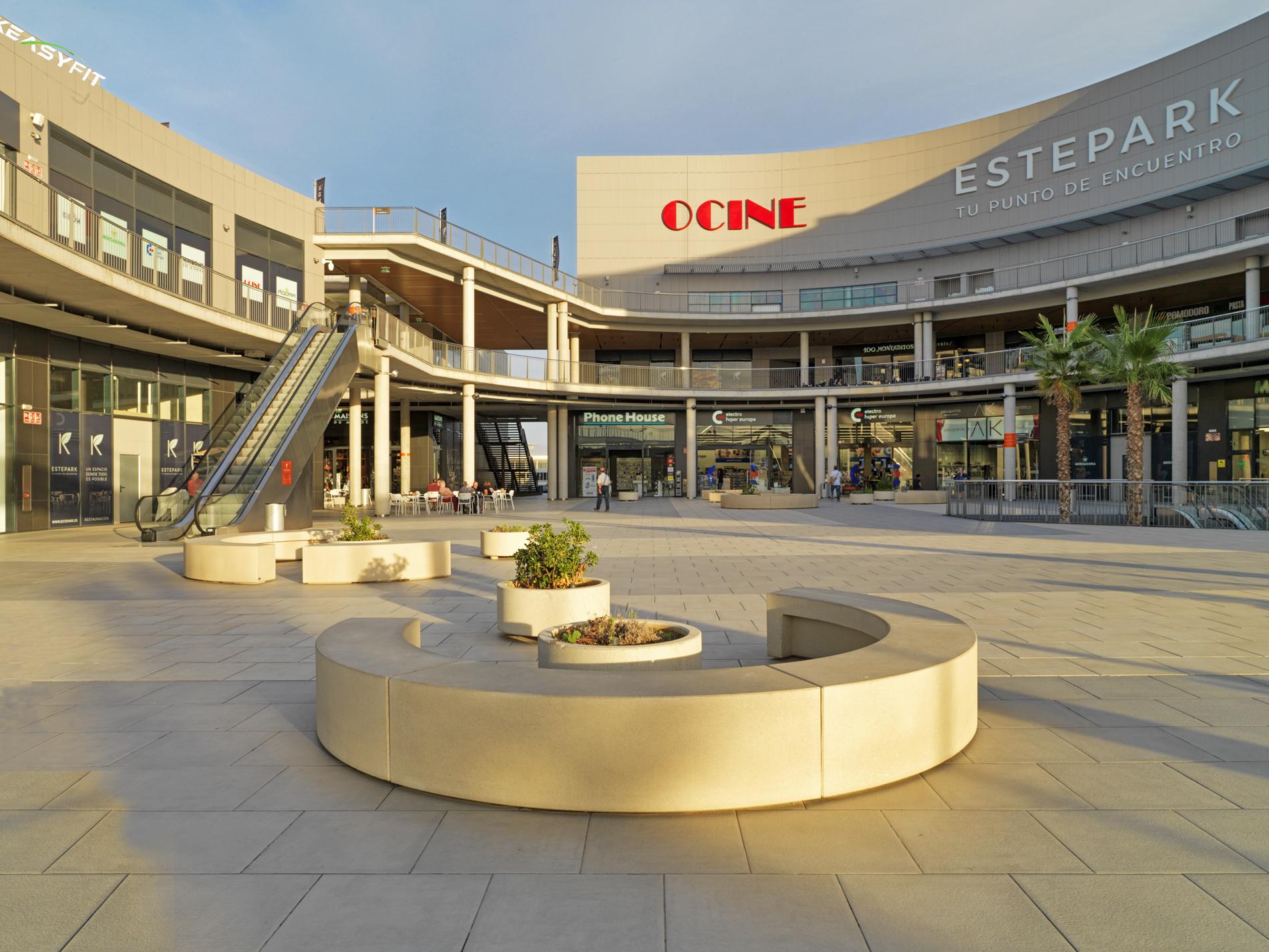 CC Estepark reabre sus puertas con el cine, terrazas, gimnasio y mucho más