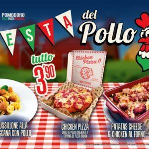Festa del Pollo en Pomodoro
