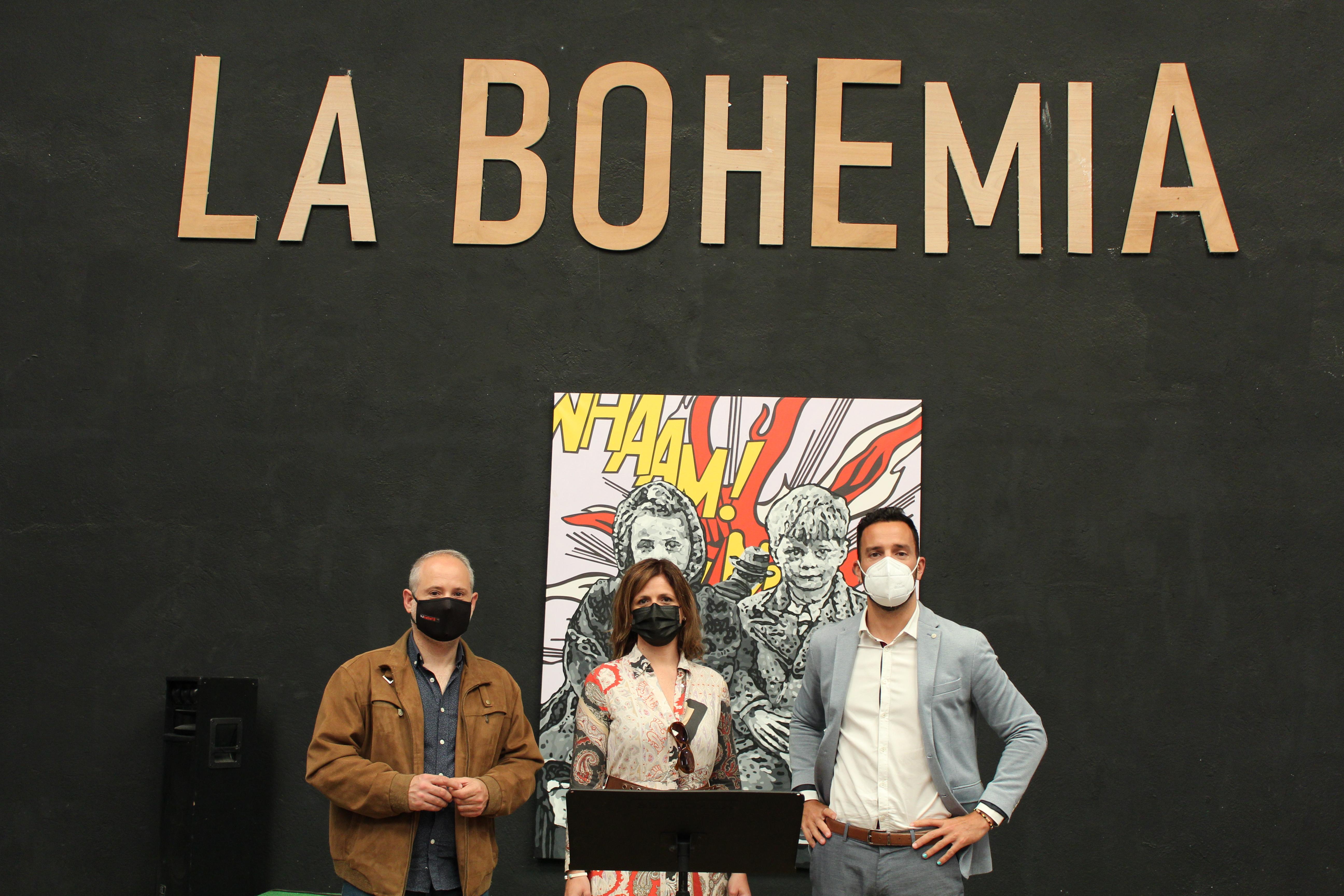 Estepark se convierte en partner del centro cultural La Bohemia