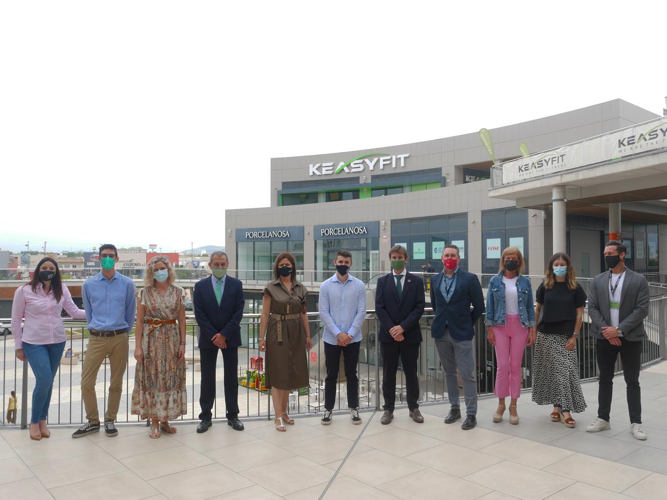 Iberdrola y el centro comercial y de ocio Estepark apuestan por la movilidad sostenible en Castellón