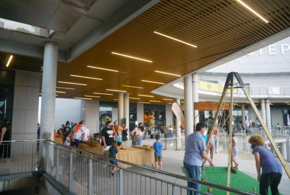 El festival Mar de Sons convierte Estepark en una fiesta para toda la familia