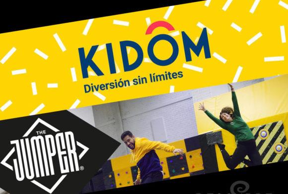 Paga 1 hora y disfruta 2 en Kidôm y The Jumper