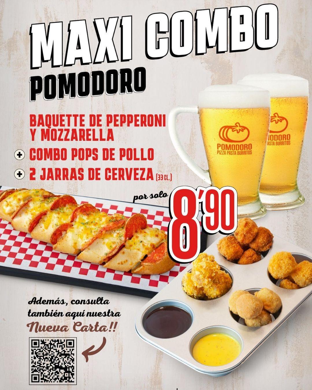 Maxi Combo Promodoro