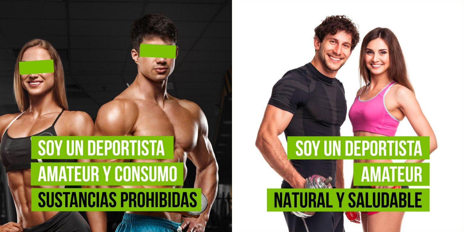 Keasyfit lanza campaña en favor del entrenamiento natural